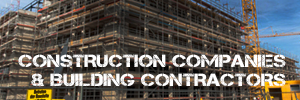 Construction Companies and Building Contractors
