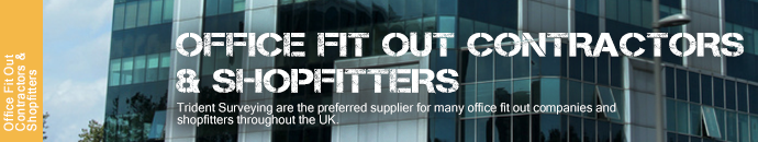 Office Fit Out Contractors & Shopfitters